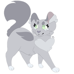 i lovewing dovewing by OpaIescent