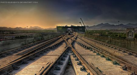 different path-one destination by NaraSaud