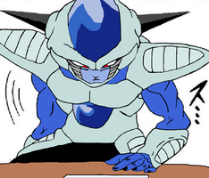 Dragon Ball Super Chapter 8 Frost by CatCamellia