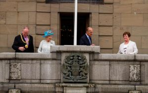 Royal Visit to Dundee IV by DundeePhotographics
