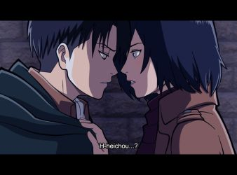 H-Heichou? by Alodia-Belle