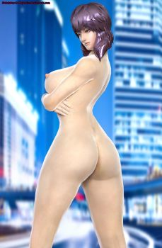 Pure Beauty-Motoko by Nabriales-D-Majestic