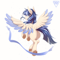 Light as a feather by Margony