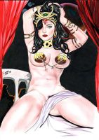 Dejah Thoris by Franklima