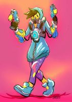 Tracer Colors by artfanparadise