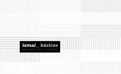 Patterns: Basicos by iemai