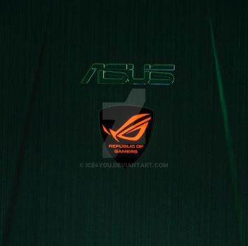Republic Of Gamers powered by ASUS by ice4you