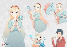 Star vs. the Forces of Evil by MUITOTW