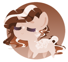 |MLP ADOPT|Caramel mix CLOSED by Sapphire-M00nLight