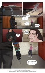 Hail Issue 4 Page 2 by HailComic
