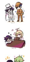 Ouma and friends(p1) by boaarmeep