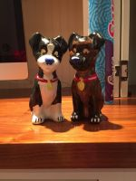 Sam and Kali Figurines by FireNationPhoenix