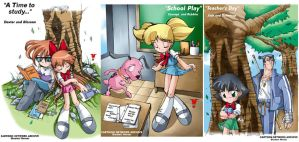 PPG school days by bleedman