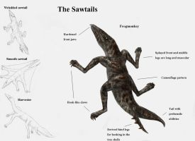 REP: The Sawtails by Ramul