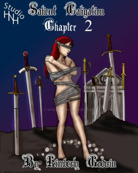 Salient Caligation Ch.2 Cover by sfallen