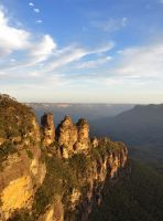 The Three Sisters by RobynCutts