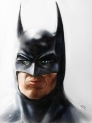 Batman '89 overpaint by zclark