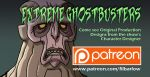 Extreme Ghostbusters: Golem by filbarlow