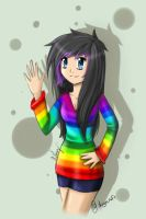 Rainbows by SweetNLoewy