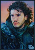 You Know Nothing, Jon Snow by DavidDeb