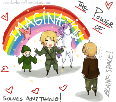 APH: IMAGINATION by harajuku-bunny