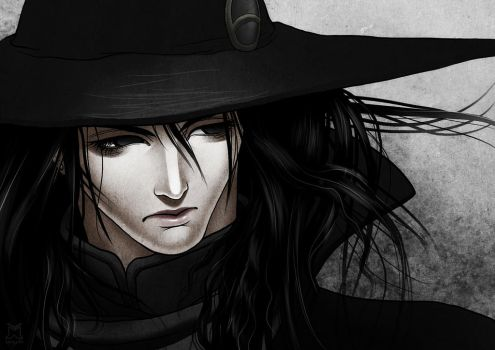 Vampire Hunter D by linnyxito