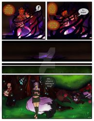 LS: snake meets girl p114 by LostSouls99