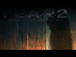 F.E.A.R. 2 Loading Screen Background by Wolfnicshadow