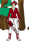 College Football Fangirl Woodcutter Oklahoma by Usaporkchops