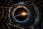 Looking Through the Portal by HalTenny