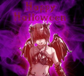 Happy Halloween by Breezelyn
