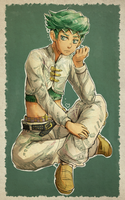 Rohan by Ekkoberry