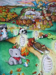 Autumn Festival by Listenes
