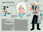 Iwirn Escren OC reference by caneqe