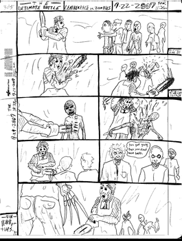THE ULTIMATE BATTLE pg.305 by DW13-COMICS