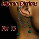 Bajoran Earrings for V3 by mylochka