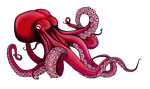 Octopus! by glitchHP