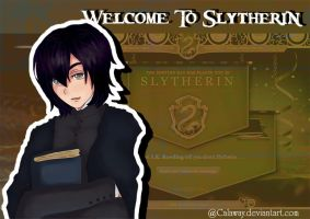 Welcome to Slytherin by calaway