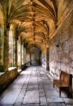 S. Goncalo cloister by vmribeiro