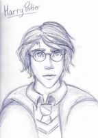 Harry Potter by Forever-Sam