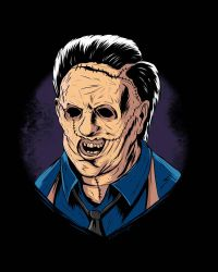 Leatherface by Dubcarnage