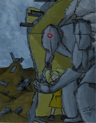 A New Father by 4thWarmasterKais