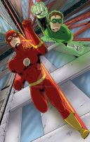 Flash and GL by MCarmean