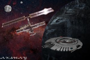 Space! by A2graphics