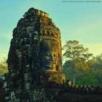 Cambodia | Bayon by lux69aeterna
