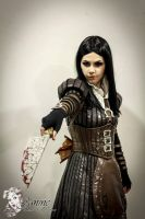 Alice: Madness Returns - Steamdress 2 by xXAnemonaXx