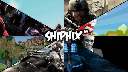 SHIPHIX (insert TM here) YouTube Channel Art by axelrules1231