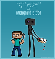 Enderbro Cover by The-Greys