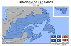 Kingdom of Labrador by SoaringAven