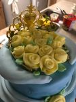 Cinderella Princess Cake TOP by Corselia